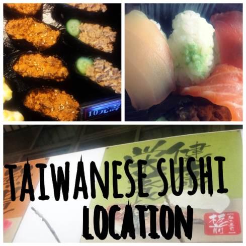 Taiwanese Sushi